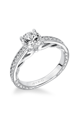 ArtCarved Vintage Engagement Ring 31-V621ERW-E product image