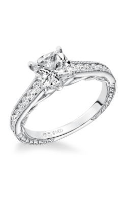 ArtCarved Vintage Engagement ring 31-V622FUW-E product image