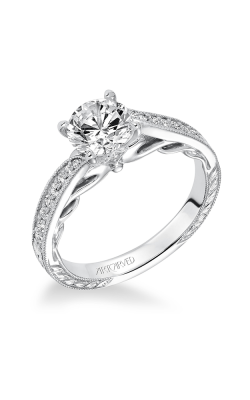 Artcarved LAVINIA Engagement Ring 31-V624ERW-E product image