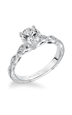 ArtCarved Engagement Ring Vintage 31-V625ERW-E product image