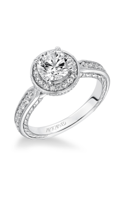 ArtCarved Engagement Ring Vintage 31-V628ERW-E product image