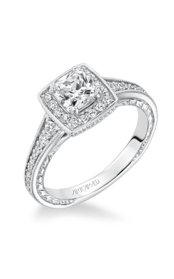 ArtCarved Vintage Engagement Ring 31-V630EUW-E product image