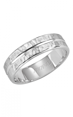 ArtCarved Contemporary Wedding band 11-WV7365W-G product image