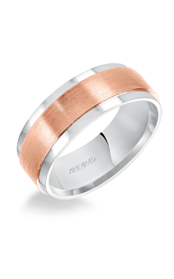 ArtCarved Contemporary Wedding band 11-WV7478WR-G product image
