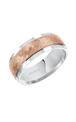 Artcarved 8MM CF WHIT ENGRAVED BAND 11-WV7479W-G product image