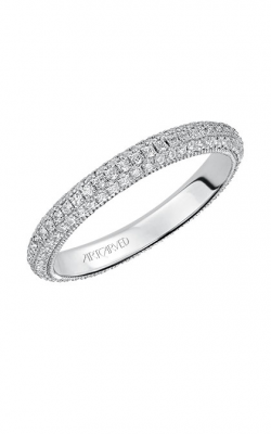 ArtCarved Contemporary Wedding Band 33-V92D4W65-L product image