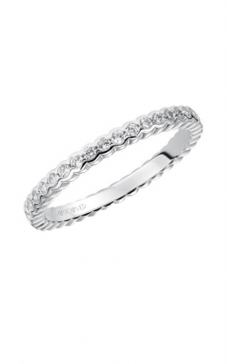 ArtCarved Contemporary Wedding band 33-V89C4W50-L product image
