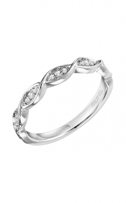 ArtCarved Contemporary Wedding band 31-V289W-L product image