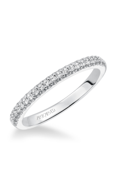 ArtCarved Contemporary Wedding band 31-V337W-L product image