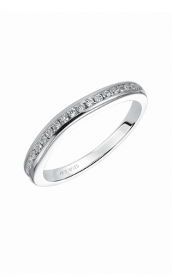 ArtCarved Contemporary Wedding band 31-V385ERW-L product image