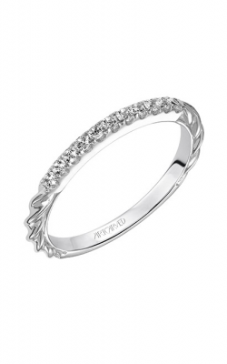 ArtCarved Contemporary Wedding band 31-V466ERW-L product image