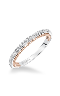ArtCarved Contemporary Wedding Band 31-V588R-L product image