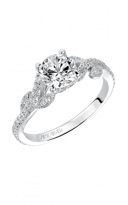 ArtCarved Engagement Ring Contemporary 31-V523ERW-E product image