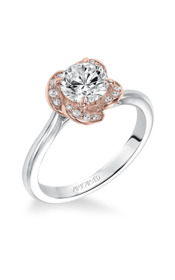 Artcarved JOSEPHINA Halo Engagement Ring 31-V582ERR-E product image