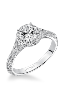 ArtCarved Engagement Ring Contemporary 31-V592ERW-E product image