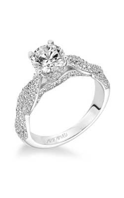 ArtCarved Engagement Ring Contemporary 31-V595ERW-E product image