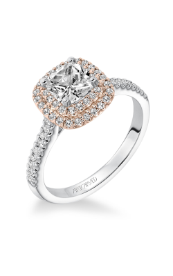 ArtCarved Engagement Ring Contemporary 31-V608EUR-E product image