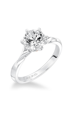ArtCarved Contemporary Engagement ring 31-V613GRR-E product image