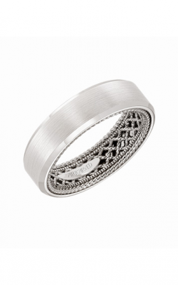 ArtCarved Engraved Wedding band 11-WV25W6-G product image