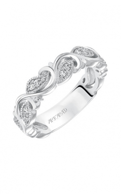 ArtCarved Contemporary Wedding band 33-V9135W-L product image