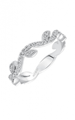 ArtCarved Contemporary Wedding Band 33-V9137W-L product image