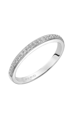 ArtCarved Contemporary Wedding band 31-V304W-L product image