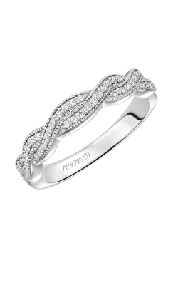 ArtCarved Contemporary Wedding Band 31-V578W-L product image