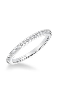 ArtCarved EVANGELINE Wedding Band 31-V646W-L product image
