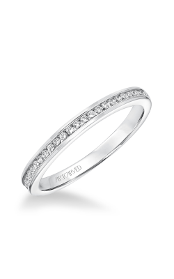 ArtCarved MAURA Wedding Band 31-V649W-L product image