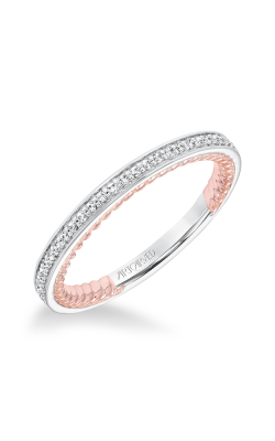 ArtCarved Contemporary Wedding band 31-V662R-L product image