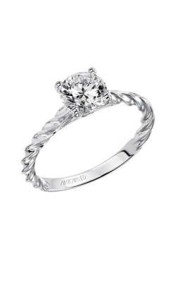 ArtCarved Contemporary Engagement Ring 31-V460ERW-E product image