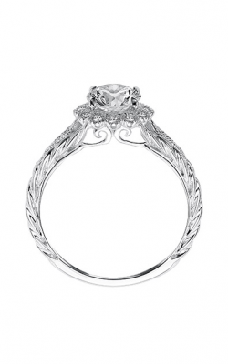 ArtCarved Contemporary Engagement ring 31-V462ERW-E product image