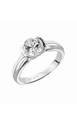 Artcarved Rachel Solitare Engagement Ring Engagement Ring 31-V163FRW-E product image