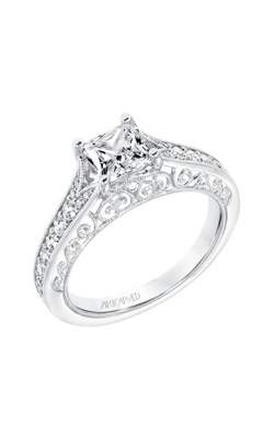 ArtCarved Vintage Engagement ring 31-V723ECW-E product image