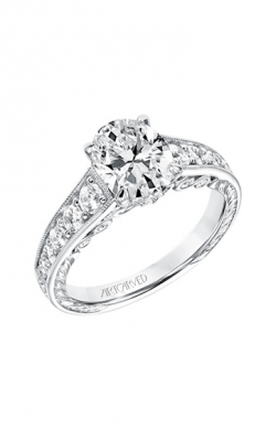 Artcarved  Mariah  Engagement Ring  31-V693GVW-E
