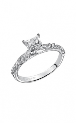 ArtCarved Vintage Engagement Ring 31-V104ECW-E product image
