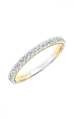 ArtCarved Contemporary Wedding band 31-V707A-L product image
