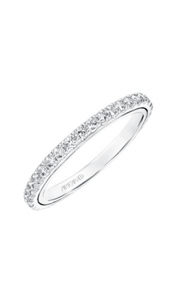 ArtCarved Contemporary Wedding band 31-V709W-L product image