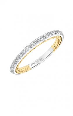 ArtCarved Contemporary Wedding band 31-V655A-L product image