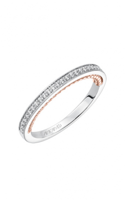 ArtCarved Contemporary Wedding Band 31-V591ERR-L product image
