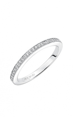 Artcarved  Kayee Ladies Wedding Band  31-V604GCW-L