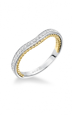 ArtCarved Contemporary Wedding Band 31-V587ERA-L product image