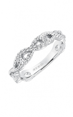 ArtCarved Wedding Band Contemporary 33-V9156W-L product image