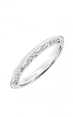 ArtCarved Vintage Wedding Band 31-V725W-L product image