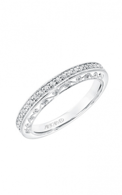 ArtCarved Vintage Wedding Band 31-V722W-L product image