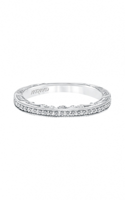 ArtCarved Vintage Wedding band 31-V686W-L product image