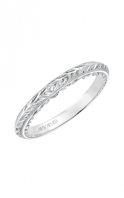 ArtCarved Vintage Wedding Band 31-V690W-L product image