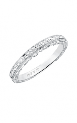 ArtCarved Vintage Wedding band 31-V692W-L product image