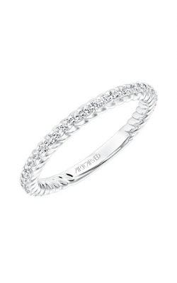 ArtCarved Contemporary Wedding band 33-V9188W-L product image