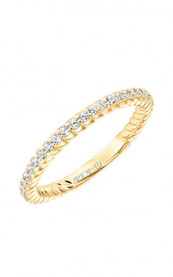 ArtCarved Contemporary Wedding Band 33-V9188Y-L product image